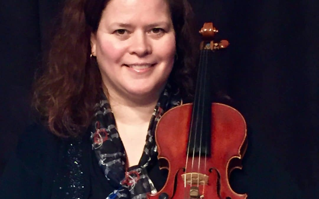 SAM Violin Instructor Performs at Free Acorn Concert April 7