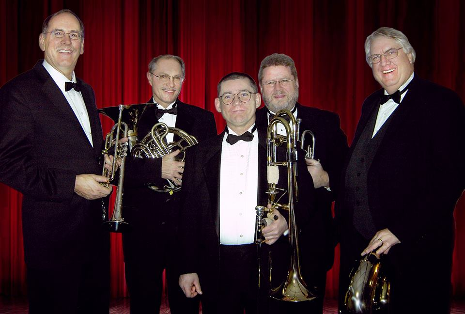 Brass Quintet Opens New Concert Series