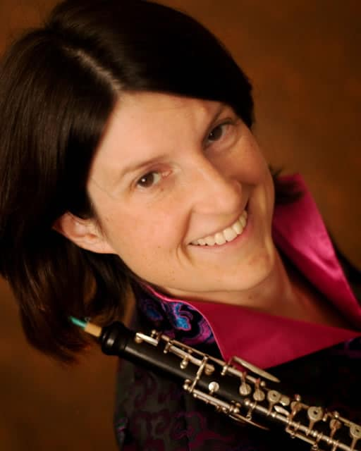 Free Concert February 28 with Oboist Jennet Ingle
